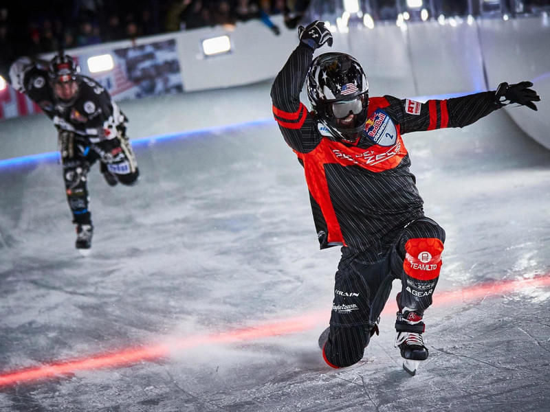 Red Bull Crashed Ice Boston Bild 8