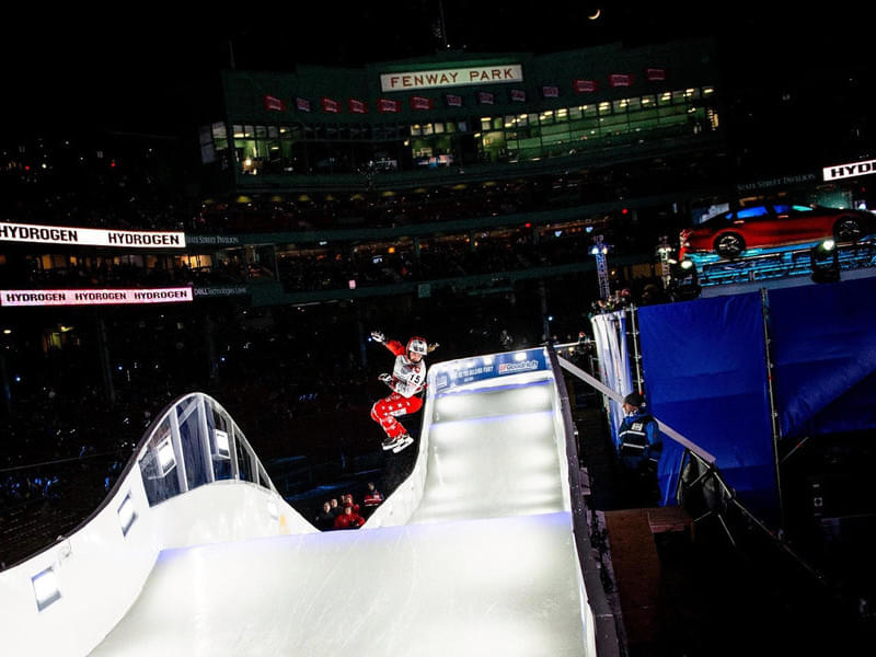 Red Bull Crashed Ice Boston Bild 9