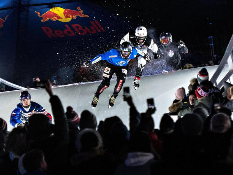 Red Bull Crashed Ice Boston Bild 12