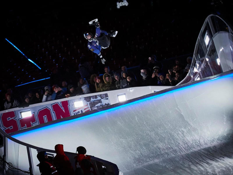 Red Bull Crashed Ice Boston Bild 11