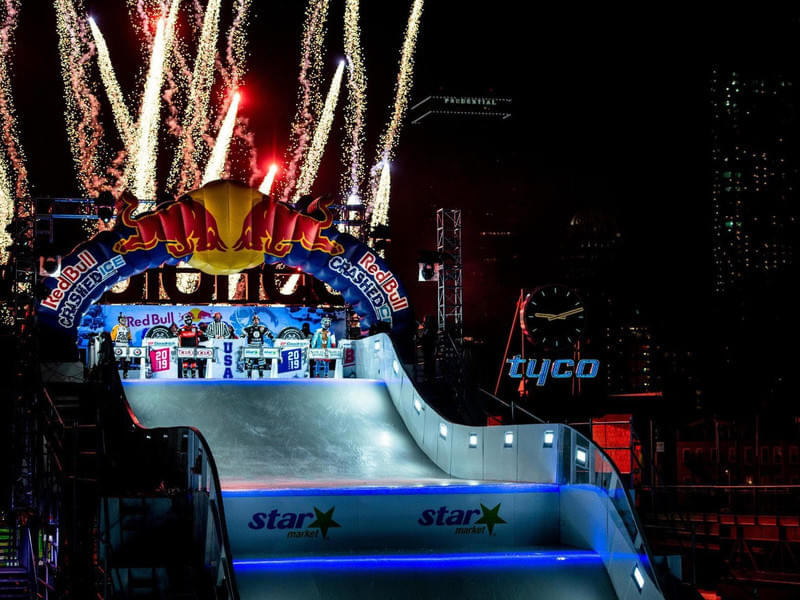 Red Bull Crashed Ice Boston Bild 2