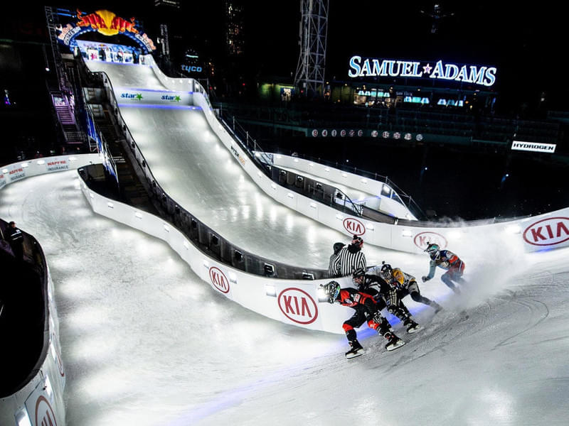 Red Bull Crashed Ice Boston Bild 5