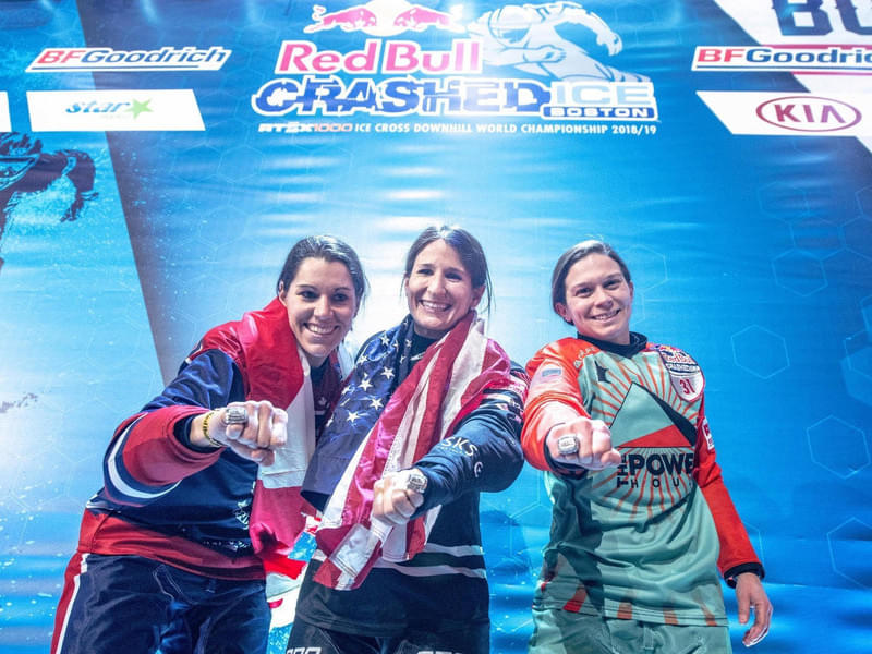 Red Bull Crashed Ice Boston Bild 6