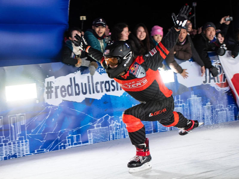 Red Bull Crashed Ice Yokohama in pictures Bild 12