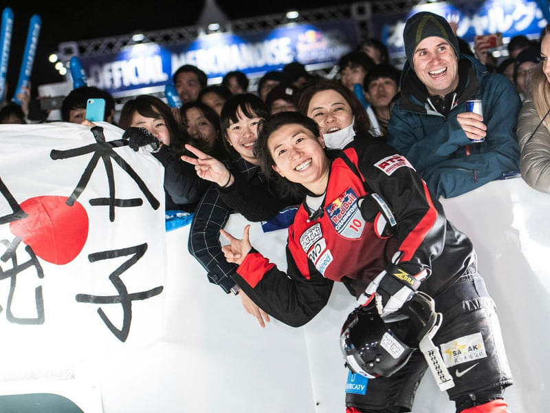 Red Bull Crashed Ice Yokohama in pictures Bild 13