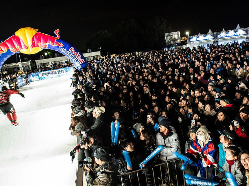 Red Bull Crashed Ice Yokohama in pictures Bild 6