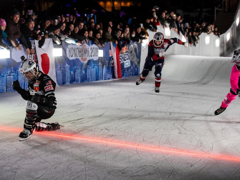 Red Bull Crashed Ice Yokohama in pictures Bild 4