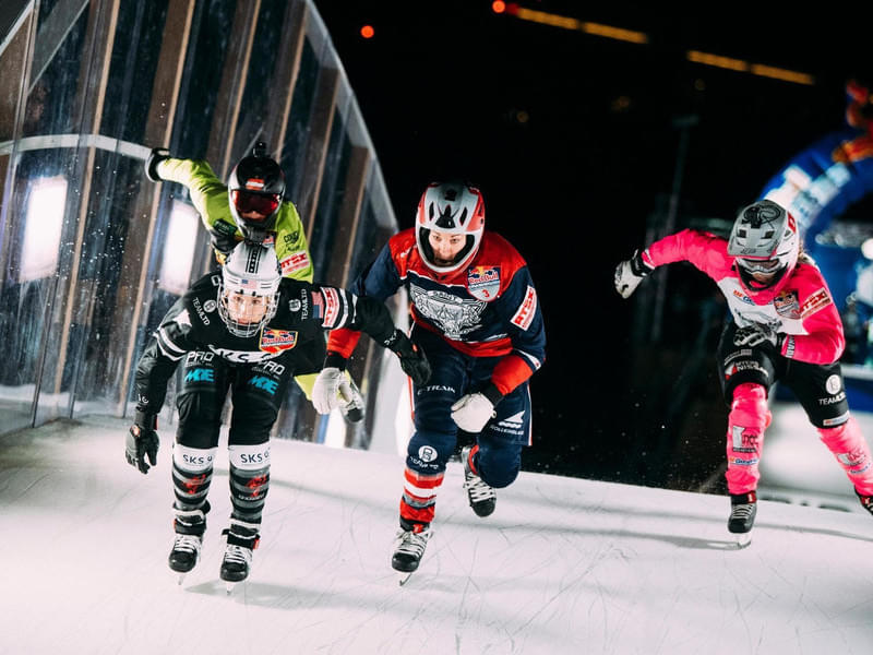 Red Bull Crashed Ice Yokohama in pictures Bild 5