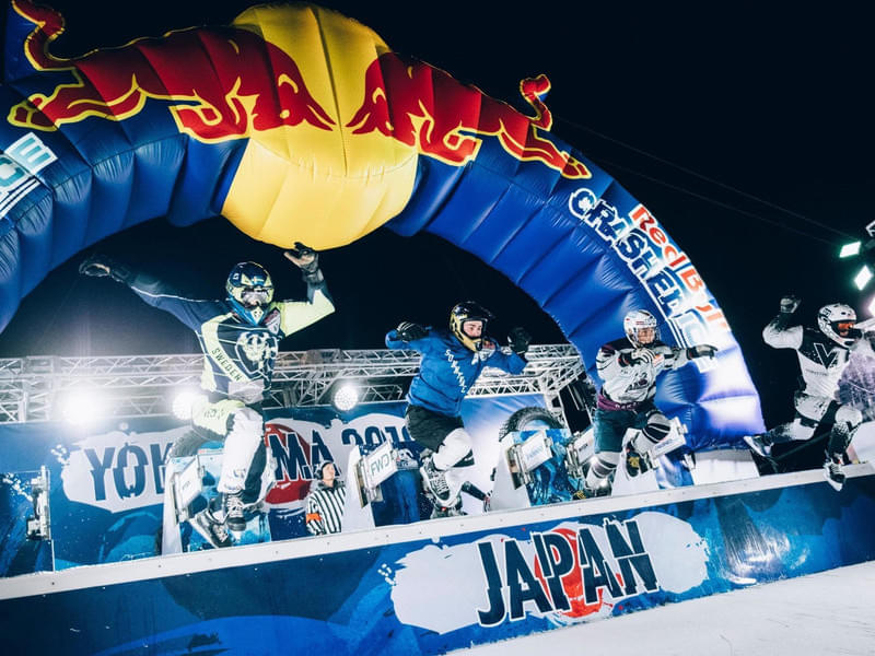 Juniors, qualifiers and freestyle action in Japan Bild 5