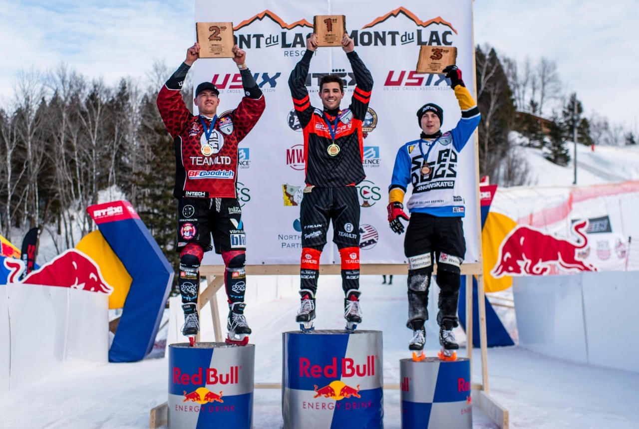 Cameron-Naasz-and-Amanda-Trunzo-edge-closer-to-glory-in-Mont-Du-Lac