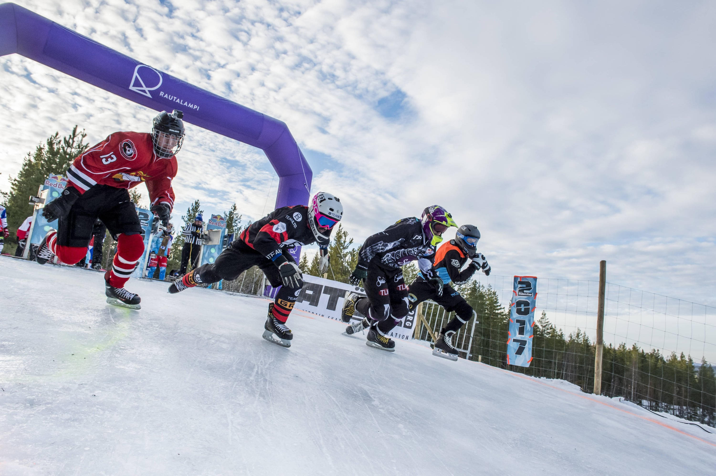 Competitors are looking forward to the Rautalampi event this weekend. Image: Mark Roe / Red Bull Content Pool